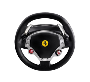 FERRARI F430 FORCE FEEDBACK RACING WHEEL