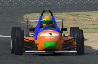 Skip Barber sur iRacing