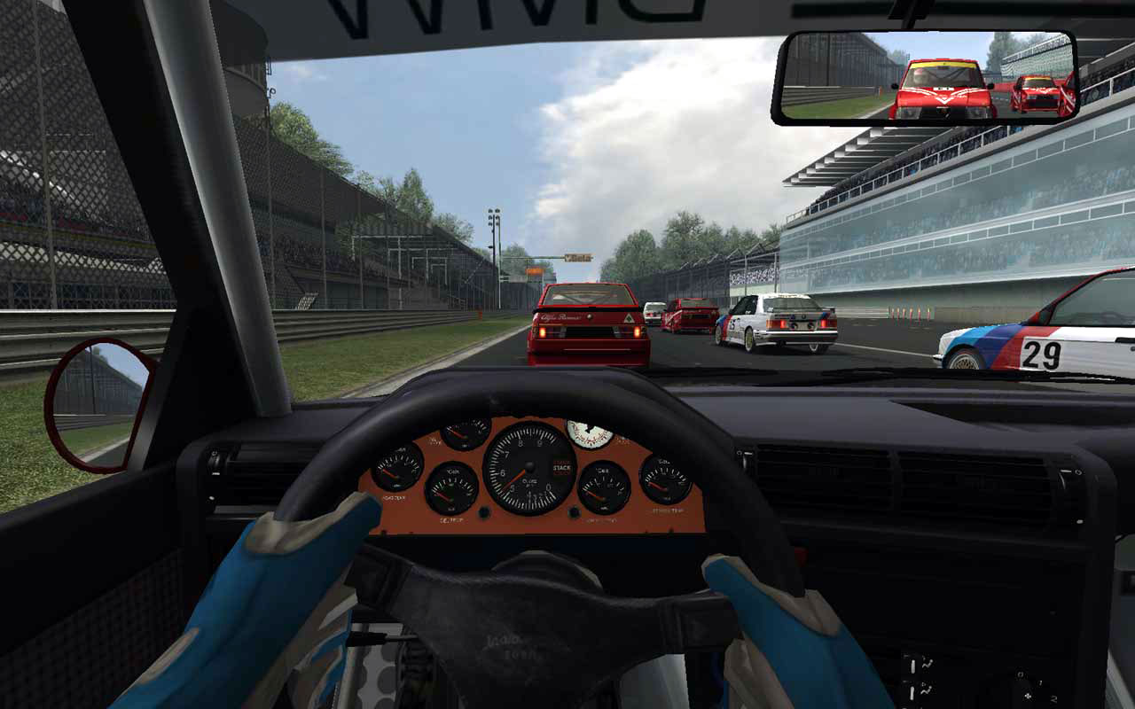 Simulation automobile : Race 07 - GTR Evolution - Race On