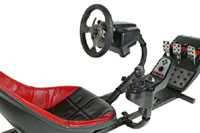 Virtual Racing Chassis