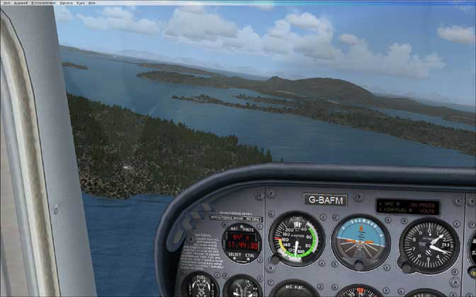 Microsoft Flight Simulator : Cessna