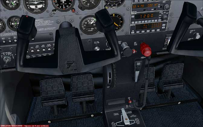 Flight Simulator X - Cessna