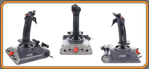 Joystick Aviator