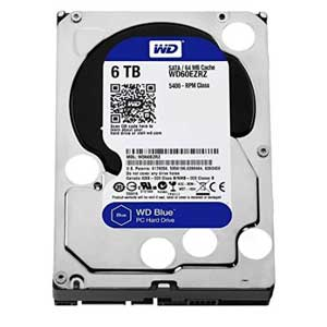 Western Digital Blue Desktop WD60EZRZ