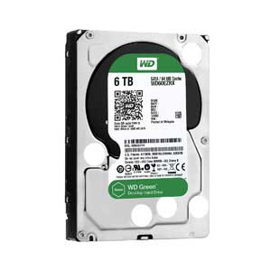 Western Digital WD30EZRX WD Green Desktop