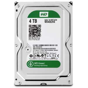 Western Digital Green Desktop WD40EZRX