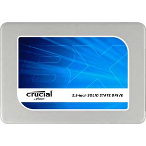 Crucial BX200 Disque Flash SSD Interne 2,5