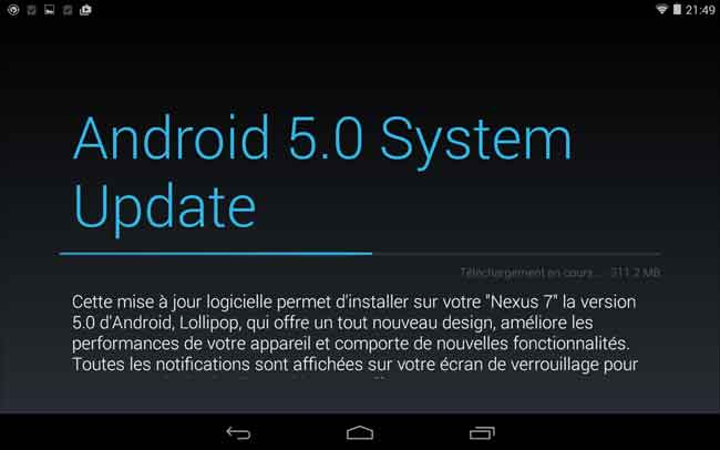 Android 5.0 Lolipop