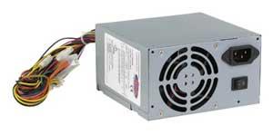 EX Seasonic 500W Power Supply SS-500ES 80 PLUS Bronze 20//24 20+4 pin ATX