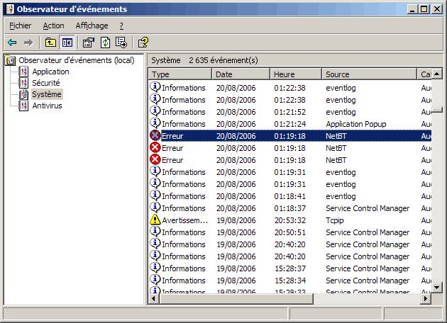 activité disque 100% windows 10