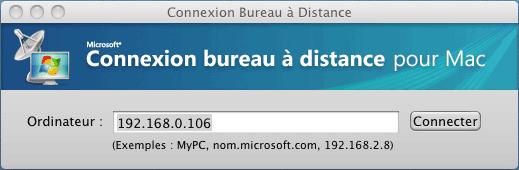 Bureau distance ou remote desktop contr le distance - Connexion bureau a distance impossible ...