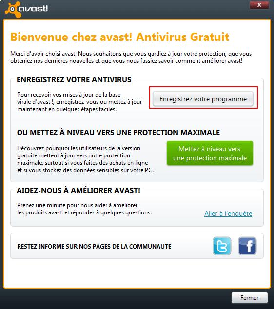 01NET GRATUIT SUR 4.8 TÉLÉCHARGER AVAST