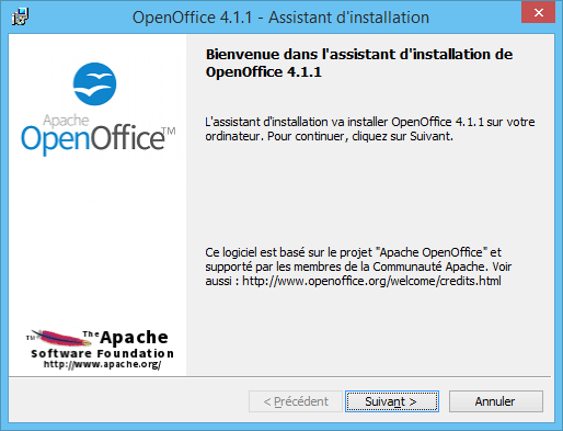 OpenOffice Installation 2