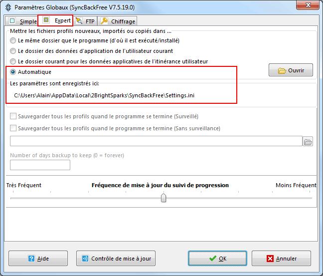 TÉLÉCHARGER SYNCBACK GRATUIT FRANÇAIS