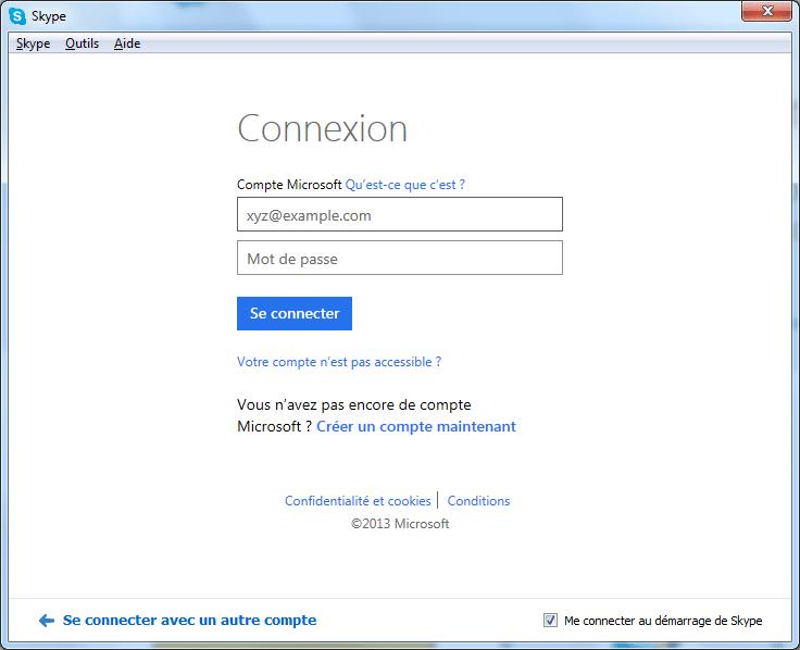 web skype connecter