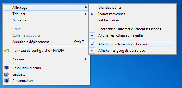 Icone volume disparu vista bittorrentmonkey - Icone bureau disparu windows 7 ...