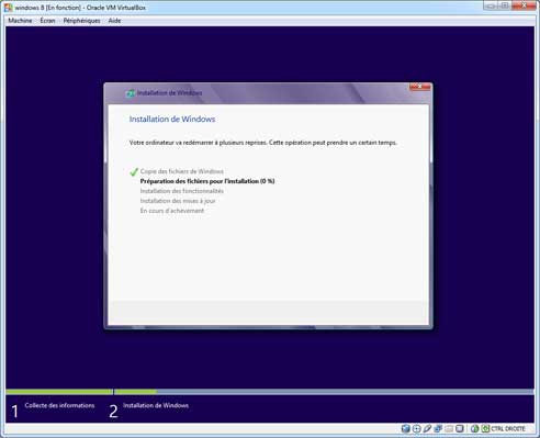 Windows 8 - Installation 7