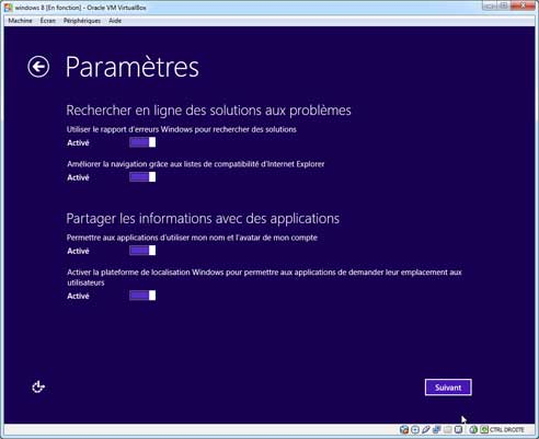 Windows 8 - Installation 13