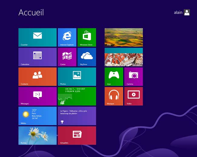 Windows 8 : ModernUI