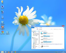 Windows 8 : interface classique