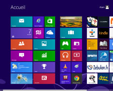 Windows 8 - Modern UI