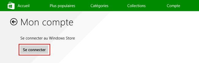 Windows 8 - Windows Store