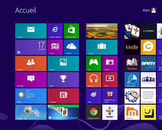 Windows 8 : Modern UI