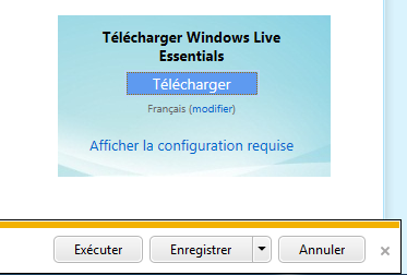 Télécharger Windows Live