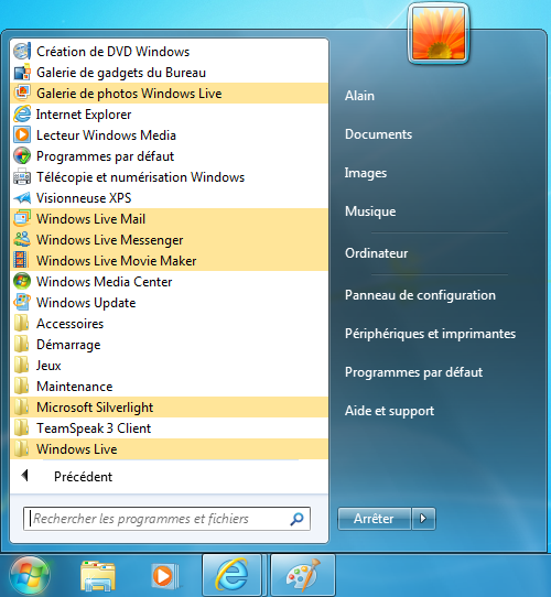 windows live messenger 7.5 gratuit sur 01net