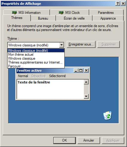 Configuration De Laffichage Windows Aidewindowsnet